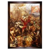 Kopia 200x140cm JAN MATEJKO ręcznie malowana na płótnie