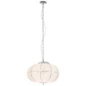 Lampa wisząca ISAAC 50cm P0762B CH Italux