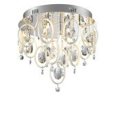 Lampa plafon Estella biały