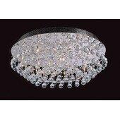 Lampa kryształ plafon sufitowa Dribble MD51104-18A