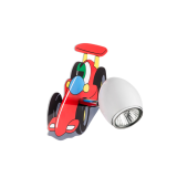 Lampa kinkiet ścienna dziecięca Car Formuła 2106102 Spot Light
