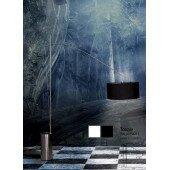 MAXLIGHT Lampa podłogowa Tonale F0010 satyna / biały OD RĘKI
