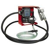 Pompa oleju napędowego 350W 60 l/min stacja benzynowa olejowa