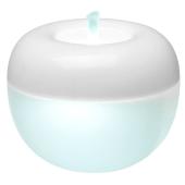 Lampa nocna TAMARA LED 11cm biała baterie AA