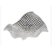LAMPA PLAFON TIARA 56cm kryształ