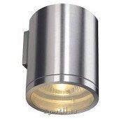 Lampa zewnętrzna ścienna Rox aluminium szczotkowane