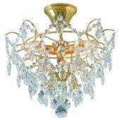 Lampa  kryształ plafon Rosendal 100538 Markslojd