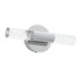 Lampa kinkiet BUBBLES 33cm łazienkowy IP44 chrom
